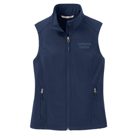 Anderson Burton - Ladies Soft Shell Vest