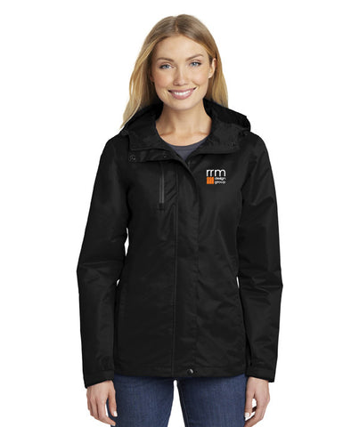 RRM Design Group - Ladies' All-Conditions Jacket