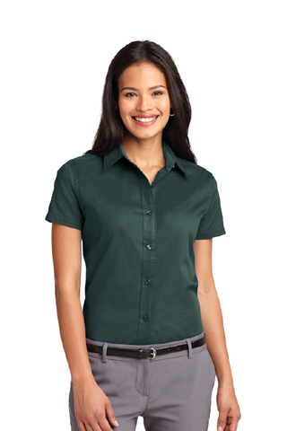 Cal Poly AFD - Ladies Short Sleeve Shirt