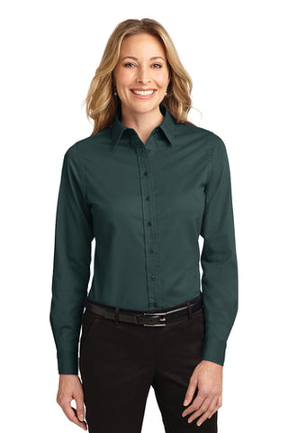 CP Student Affairs - Ladies Long Sleeve Easy Care Shirt