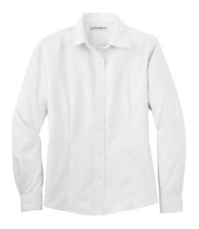 CP NRES22 - Ladies' Long Sleeve Dress Shirt
