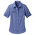 Anderson Burton - Ladies Short Sleeve Oxford
