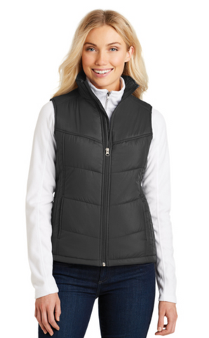 CP Office of Equal Opportunity - Port Authority® Ladies Puffy Vest