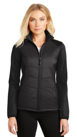 CP Office of Equal Opportunity - Port Authority® Ladies Hybrid Soft Shell Jacket