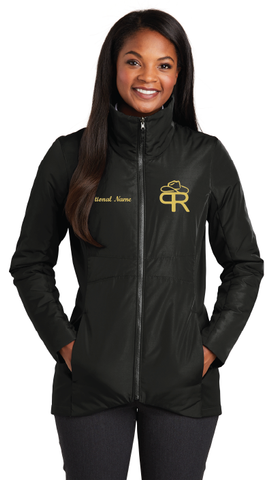Purdue Rodeo Ladies Collective Insulated Jacket - FREE SHIPPING