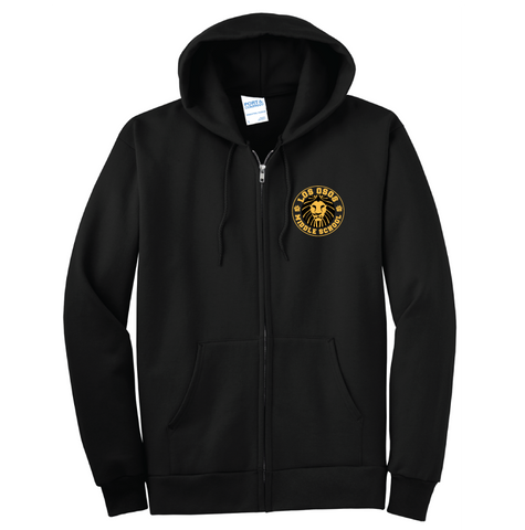 Los Osos Middle School - Full Zip Hood - Pre-Order through Oct. 1st