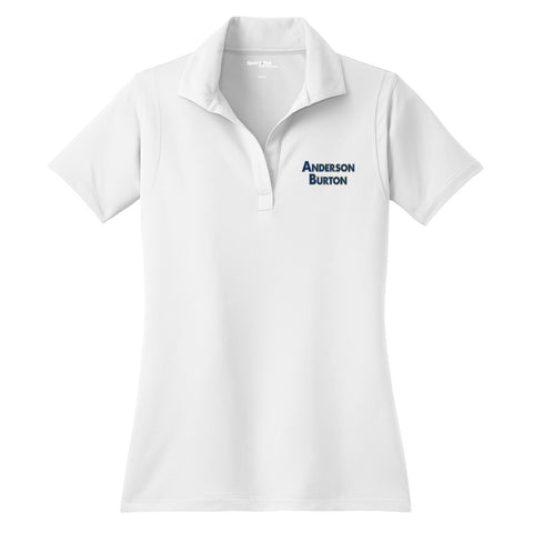 Anderson Burton - Ladies Performance Polo