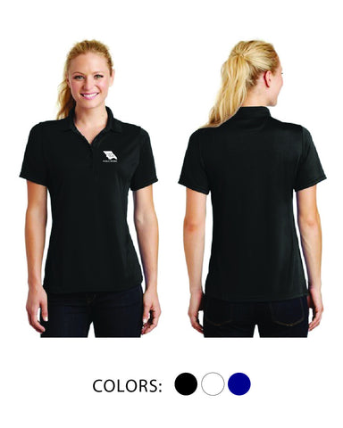 SLO Public Works - Ladies Dry Zone Polo