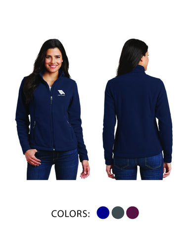 SLO Public Works - Ladies' Fleece Jacket