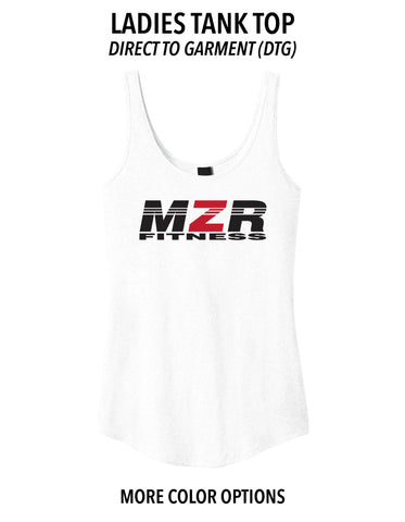 MZR - Ladies Tank Top