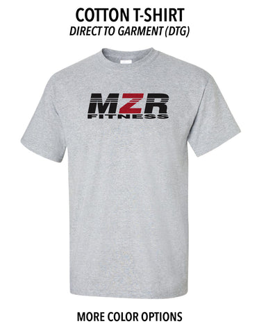 MZR - Unisex Cotton T-Shirt