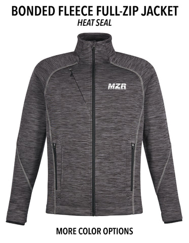 MZR - Bonded Fleece Full-Zip Jacket