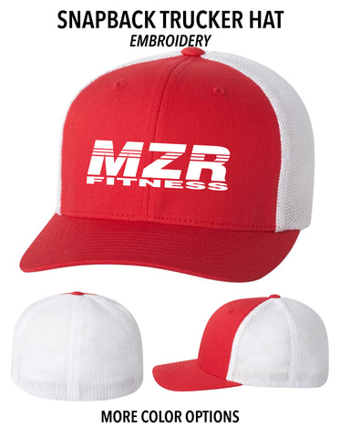 MZR - FlexFit Trucker Hat