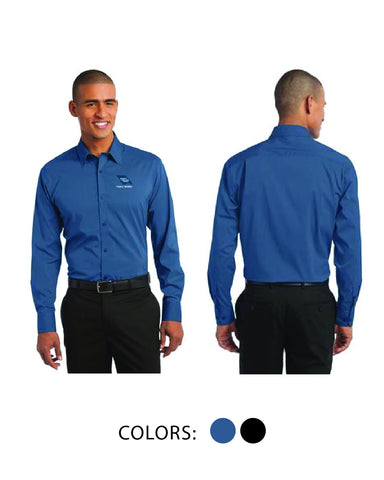 SLO Public Works - Stretch Poplin Shirt