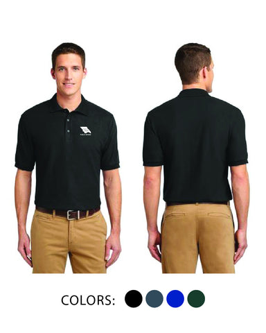 SLO Public Works - Cotton Pique Polo