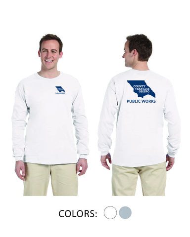 SLO Public Works - Long-Sleeve T-Shirt