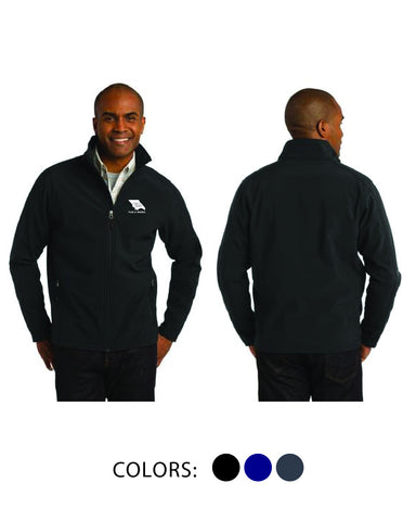 SLO Public Works - Softshell Jacket