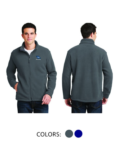 SLO Public Works - Fleece Jacket