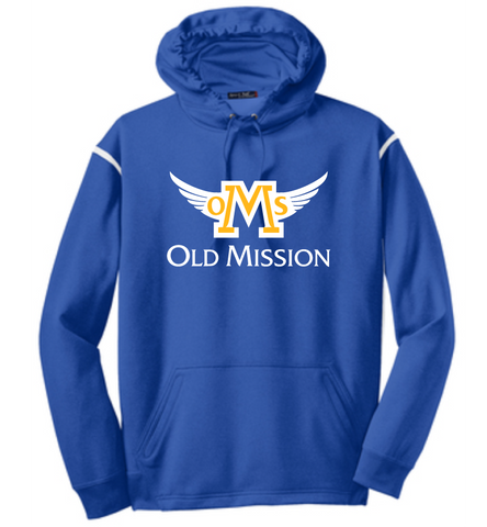 OMS Falcons Hoodie- 7th/8th Grade ONLY