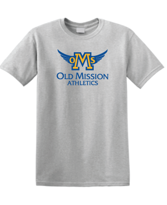 OMS Approved for School - 7th/8th Grade PE Shirt