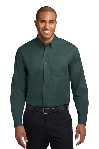 Cal Poly AFD - Long Sleeve Button-Up