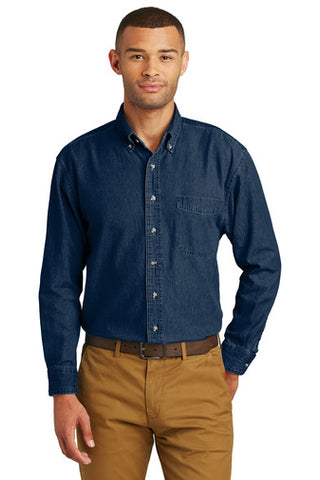 CP Student Affairs - Mens Denim Long Sleeve