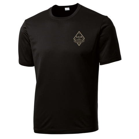 SLO County S.E.D. - Short Sleeve Performance Shirt