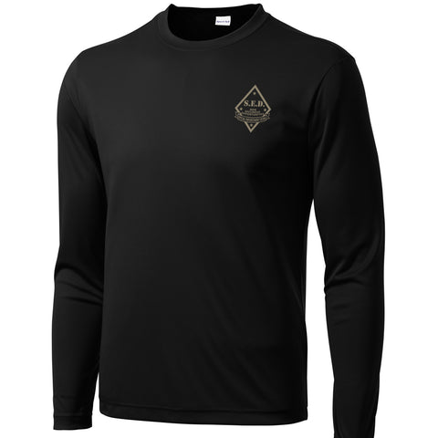 SLO County S.E.D. - Long Sleeve Performance Shirt