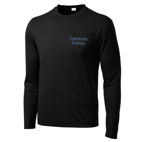 Anderson Burton - Long Sleeve Field Shirt - Performance Tee