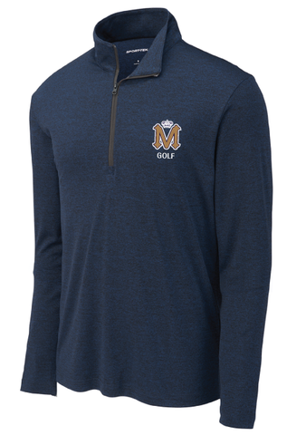 Mission Prep Golf Men's 1/4 Zip Pullover