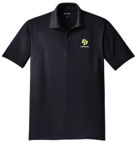 Cal Poly Lacrosse Club - Micropique Sport-Wick Polo