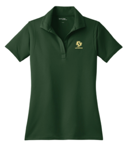 Cal Poly Lacrosse Club - Women's Micropique Sport-Wick Polo