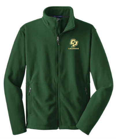 Cal Poly Lacrosse Club - Fleece Jacket