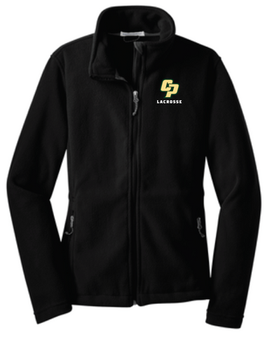 Cal Poly Lacrosse Club - Ladies' Fleece Jacket