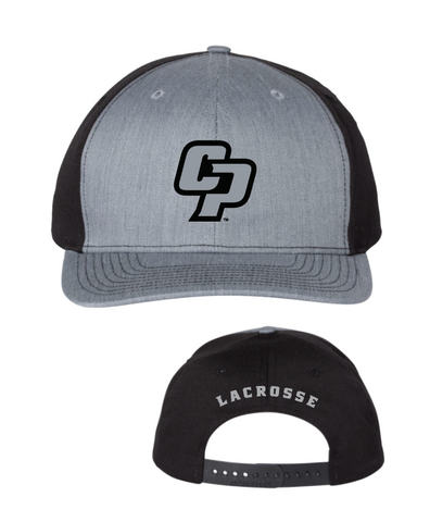 Cal Poly Lacrosse Club - Adjustable Twill Cap