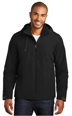 FMD47 - Port Authority® Merge 3-in-1 Jacket