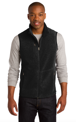 FMD39 - Port Authority® R-Tek® Pro Fleece Full-Zip Vest