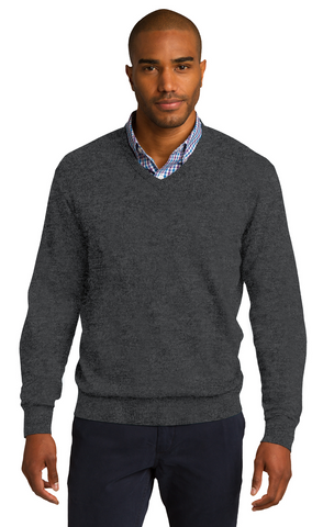 FMD44 - Port Authority® V-Neck Sweater
