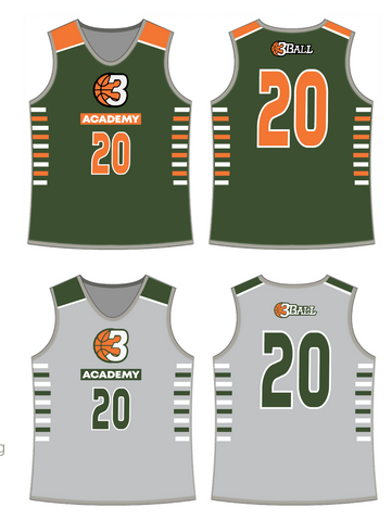 3Ball Game Jersey