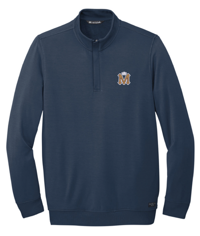 Mission Prep Golf Travis Matthew Men's Quarter Zip