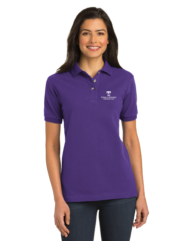 TTU - CoE Ladies Polo Shirt