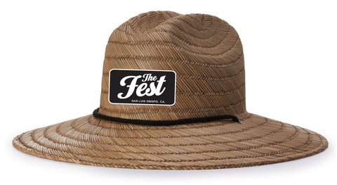 The Fest 2020 - Waterman Shade Hat - Pre Order Through Sunday, September 13th