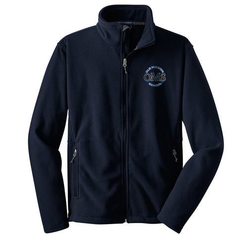 OMS Approved for School - Fleece Jacket