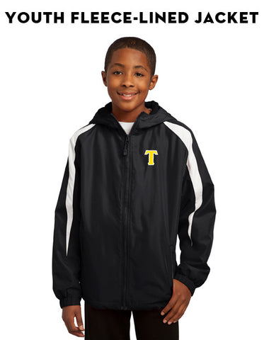 Tigers Club Baseball - Fleece-Lined Jacket