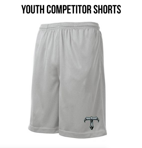 Templeton Youth Baseball - Youth Competitor Shorts