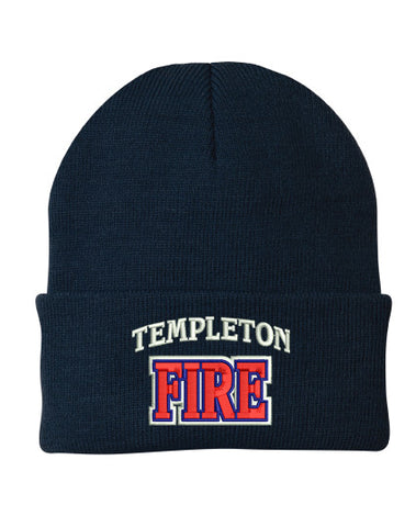 Templeton Fire Department - Beanie
