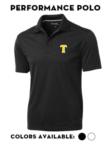 Tigers Club Baseball - Performance Polo