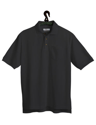 CP NRES4 - Men's Polo Shirt with Pocket