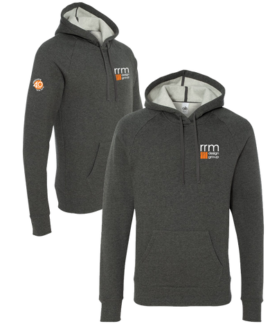 RRM Design Group - Unisex Performance Fleece Hoodie