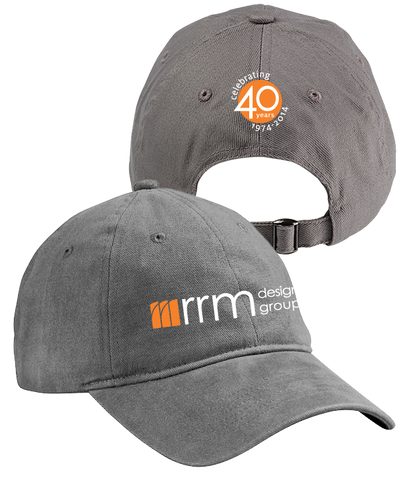 RRM24 - RRM Design Group Buckle Back Cap